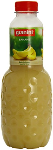 Granini Banana Fruit Juice Drink 1 Litre (Pack of 6)