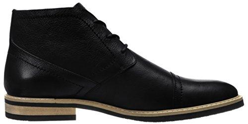 Anglais Blanchisserie Hommes Chasse Chukka Boot Noir