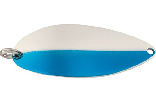 Acme C340/NNB C340-NNB Little CleoSpoon, 3/4-Ounce, Nickel/Neon Blue