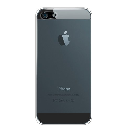 Katinkas Ultra Clear Hard Case für Apple Apple iPhone 5 transparent