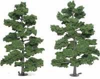Medium Green Ready Made Trees 8