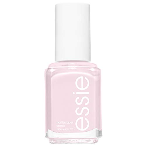 essie Nail Polish, Glossy Shine Finish, Sheer Luck, 0.46 fl. oz. ()