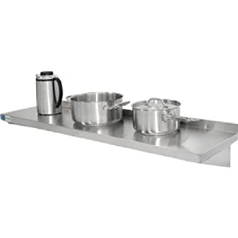 Vogue Y753 étagère de cuisine en acier inoxydable