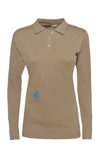 Xs Marrón Prenda The Color Marrón Rider's Talla Classic Polo wWq88xPtv0