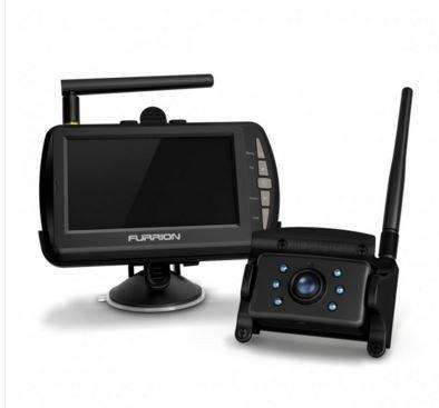 Furrion FOS48TA-BL RV Digital Wireless Observation System (Camera + (Observation Monitor)