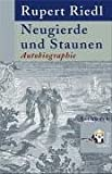 img - for Neugierde und Staunen by Rupert Riedl (2004-12-31) book / textbook / text book