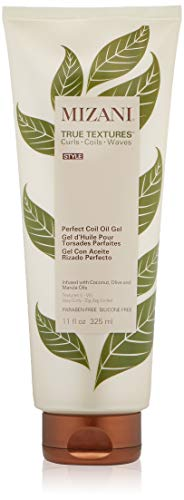 MIZANI True Textures Perfect Coil Oil Curl Gel, 11.0 fl. (Curl Enhancing Lotion)