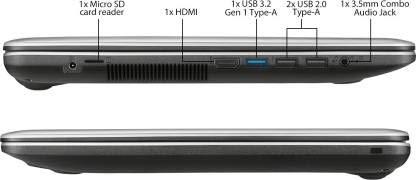 Asus VivoBook Core i3 7th Gen - (4 GB/1 TB HDD/Windows 10 ) X543UA-DM341T 15.6 Inch Laptop