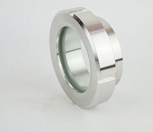 3'' 25Mm- 219Mm 304 Stainless Threaded Removable Weld On Sight Glass by WT