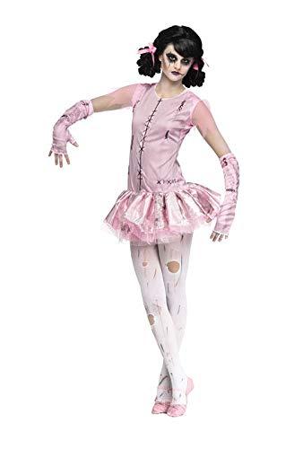 Horror-Shop Traje de la Bailarina del Zombi L: Amazon.es ...
