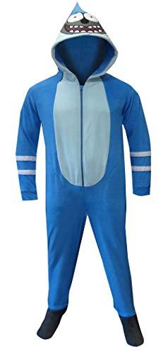 Regular Show: Mordecai Union Suit - L -