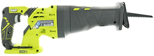 Ryobi P516 18V Cordless One+ Variable Speed Reciprocating Saw w/1 Blades (Battery Not Included / Power Tool Only)