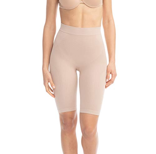FarmaCell 312 (Nude, XXL) Women's Push-up Anti-Cellulite Control -
