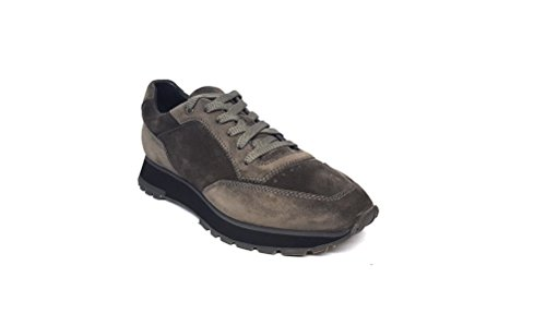 SANTONI MBVR20507-G62 Sneakers Uomo Tortora