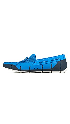 wholesale price online deals online SWIMS Men's Stride Lace Loafer For Pool and Summer Blitz Blue/Navy/White free shipping discounts view sale online free shipping 100% original ysLoDEbne