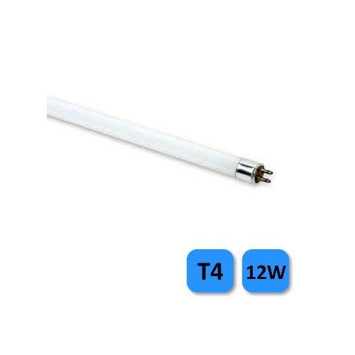 Tubo fluorescente T4 12W 6400K 550 lm EDM 31046 LB