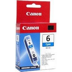 Canon Genuine Bci6C Cyan Ink Cartridge - Canon Bjc8200/S800 Ink Tank 6