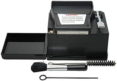 Máquina entubar eĺéctrica Powermatic 2 plus más 10000 tubos cigarrillos 5 star