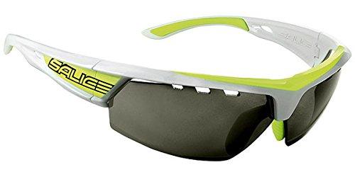 Amarillo 005PB Blanco color ciclismo única Salice talla de verde Gafas negro Hqw4zv