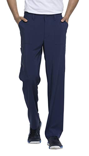 Men's EDS Essentials Natural Rise Drawstring Scrub Pants (Essentials Drawstring Pants)