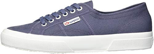 Pictures of Superga Women's 2750 COTU Sneaker Blue S000010 Blue Shadow 5