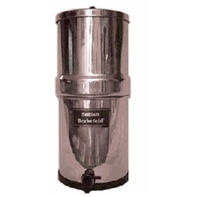 Big Berkey BK4X2-CF With 2 9'' Ceramic Filters by Berkey