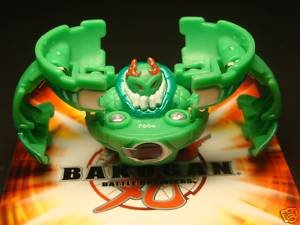 Bakugan DNA Ventus Wilda Warm RARE LOOSE 780G POWERFUL! ()