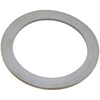 white rubber gasket. univen rubber o-ring gasket seal 381227-00 for black \u0026 decker blenders ( white