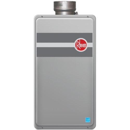 - Rheem RTG-84DVLN 8.4 GPM Low NOx Direct Vent Tankless Natural Gas Water Heater