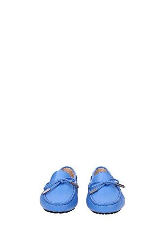 Mocassins pour femme Ciel Tod's Bleu pZ5wXqddx