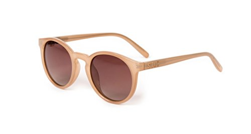SOLO Eyewear - Recycled Plastic - Round Nude - Malawi Sunglasses