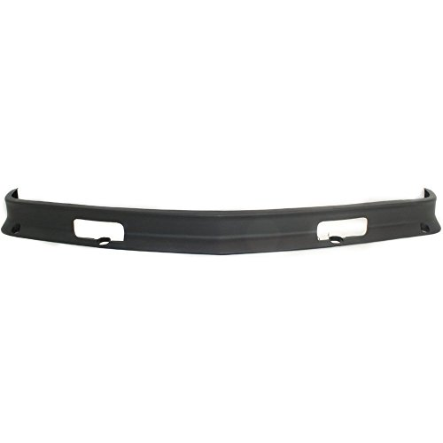Evan-Fischer EVA18272010577 Lower Air Deflector for GMC C/K Full Size P/U 88-02 Front Primed W/Tow Hook Holes (Valance K2500 Front Gmc Lower)