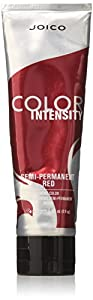 30. Joico Intensity Semi-Permanent Hair Color, Red, 4 Ounce