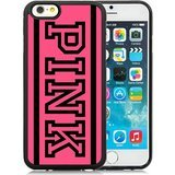 iPhone 6 Case,Victoria'S Secret Love Pink 43 Black iPhone 6S 4.7 Inches Cover Case,Fashion TPU Case