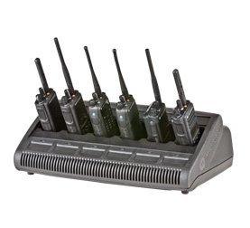 IMPRES Adaptive Multi - Unit Charger WPLN4212B by Motorola