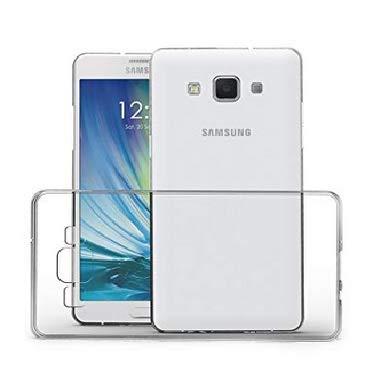 Epsilon Funda Transparente Gel Silicona Galaxy A3 2015 Carcasa para Samsung Galaxy A3 2015 4.5