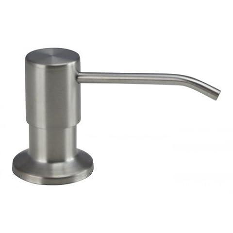 Built In Stainless Steel Kitchen Soap Dispenser Mizzo Design® Easy