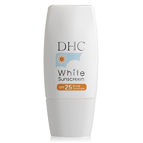 DHC White Sunscreen SPF25, 1 fl. oz./30ml