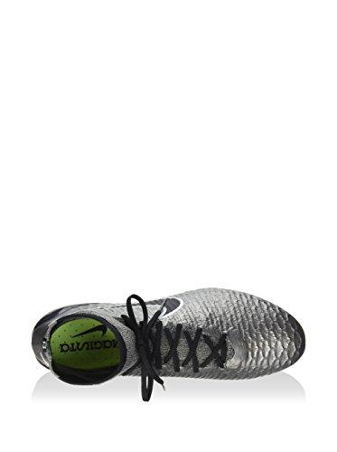 Obra Uomo FG Nike Sportive white Mtlc Pewter Magista Scarpe black Black 5w5xX