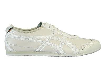 huge discount db2ee 41ea7 Asics Onitsuka Tiger Mexico 66 BRG Leder Sneaker weiß, Größe ...