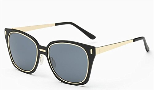 GAMT Classic Retro Polarized Colorful Square Sunglasses for Men and Women Metal Frame PC Lens UV400 Protection - Discount Oakley Lenses