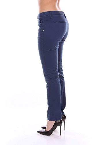 Navy Blu W061sofia10 co Mujer Pantalón At p A0527 S0AFzxWwUq