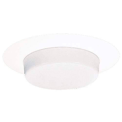 - HALO Recessed 71PS 6-Inch Trim with Drop Opal Lens