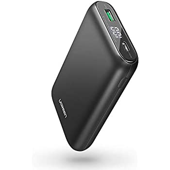 Amazon.com: UGREEN Portable Charger 10000mAh, Dual USB ...
