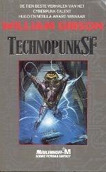 TechnopunkSF - Burning Chrome
