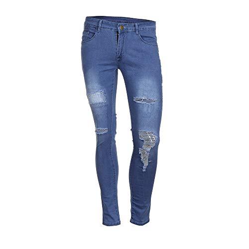 Bleu Skang Skang Homme Solid Bleu Bleu Skang Jeans Jeans Homme Solid Solid Homme Skang Jeans p1gv01q