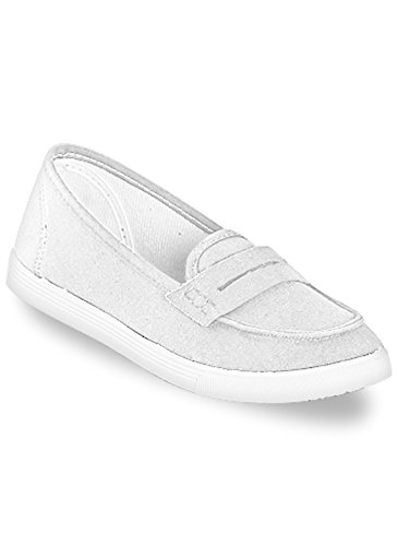Kelly Slip-on Sneaker, Blanc, Taille 8 (large)