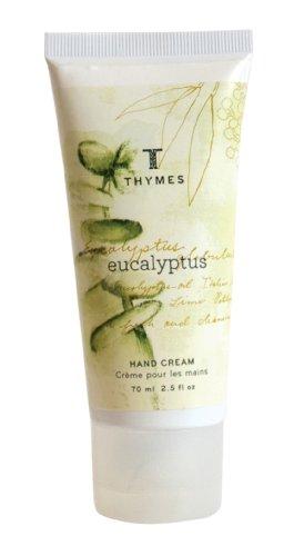 Thymes Hand Cream, Eucalyptus, 2.5-Ounce Tube