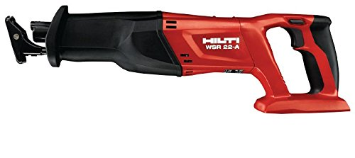 Hilti 2149903Cordless reciprocating saw WSR 22-A