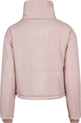 1075 Classics Donna rose Ladies Giacca Neck Oversized Rot Urban Jacket High 6BSnqwwZO